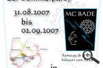 Einladung » Sommerparty » 2007